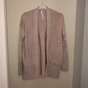 lululemon cardigan with pockets